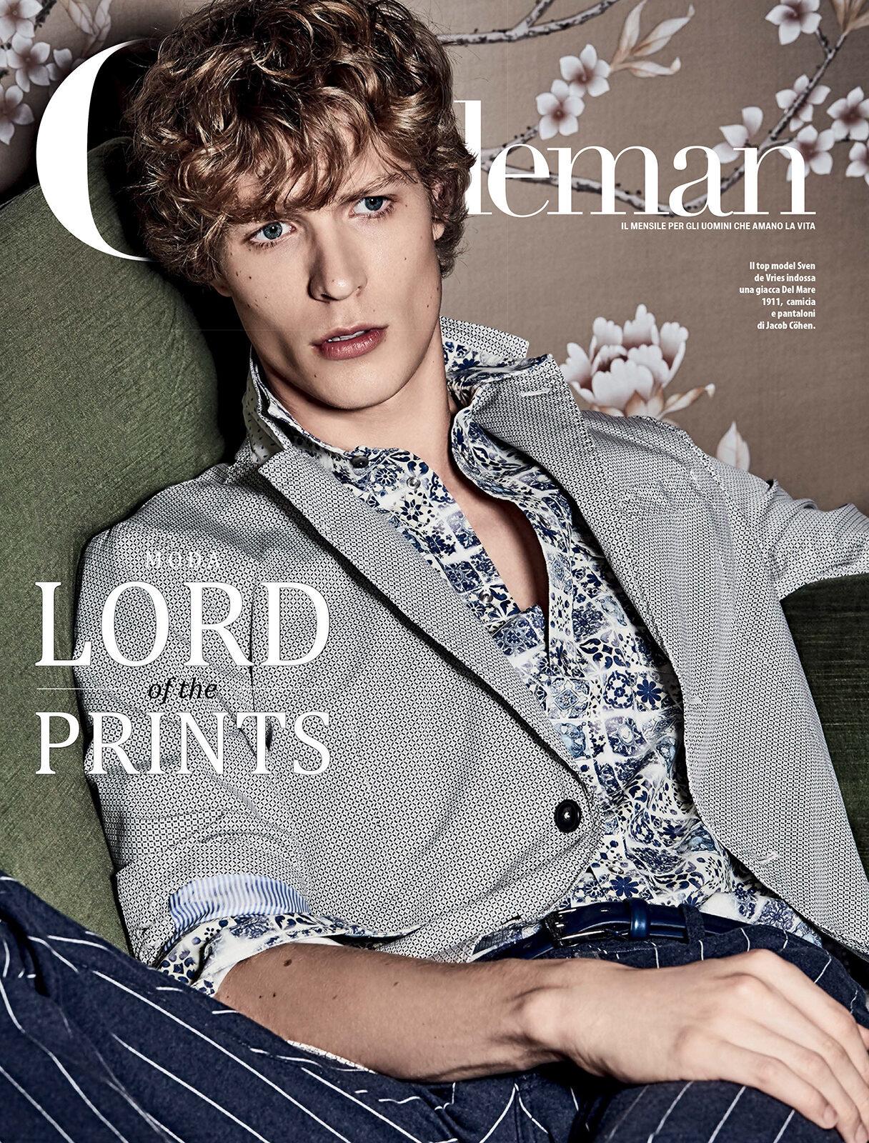 Gentleman Magazine Italia – Lord of the prints