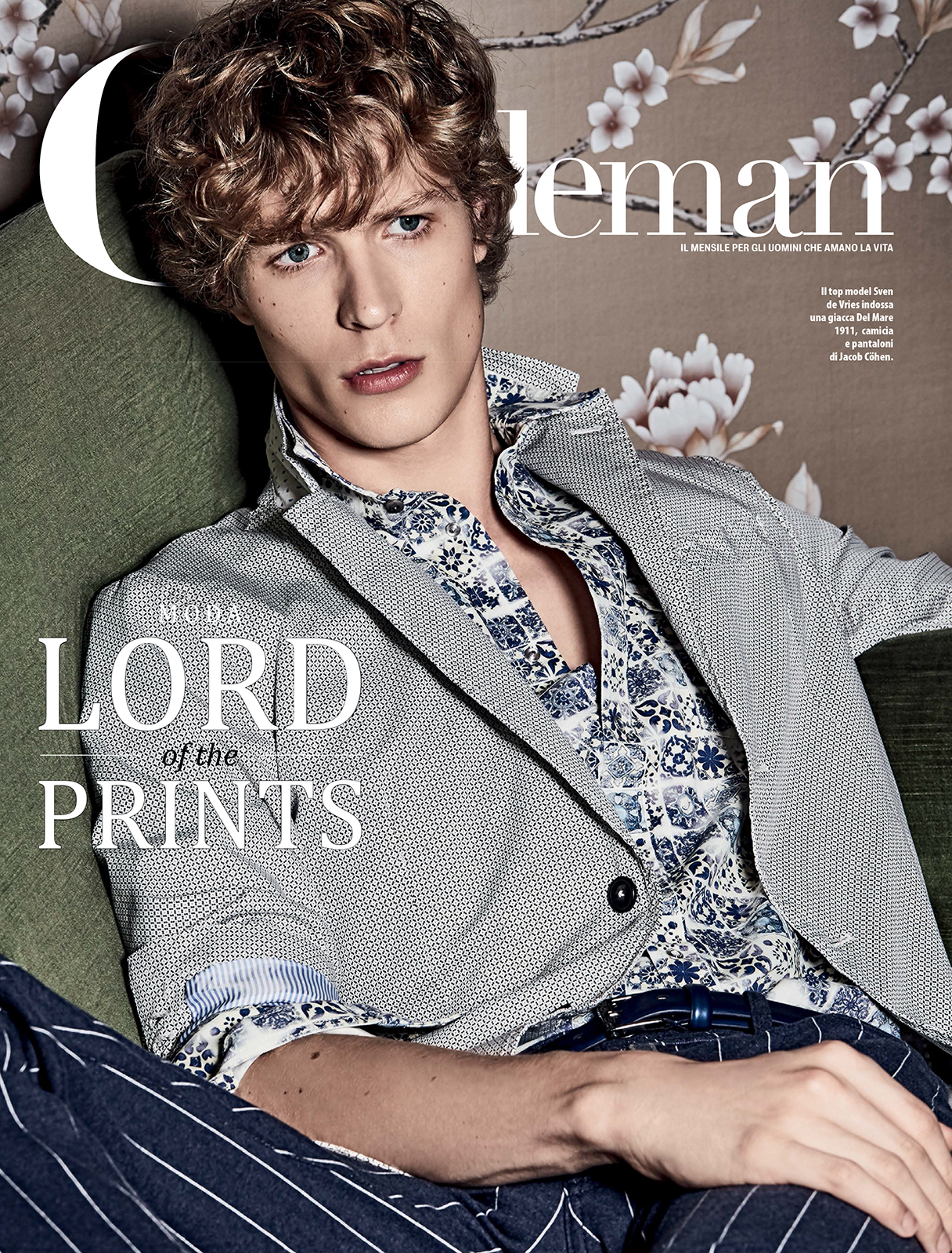 Gentleman Magazine Italia – Lord of the prints