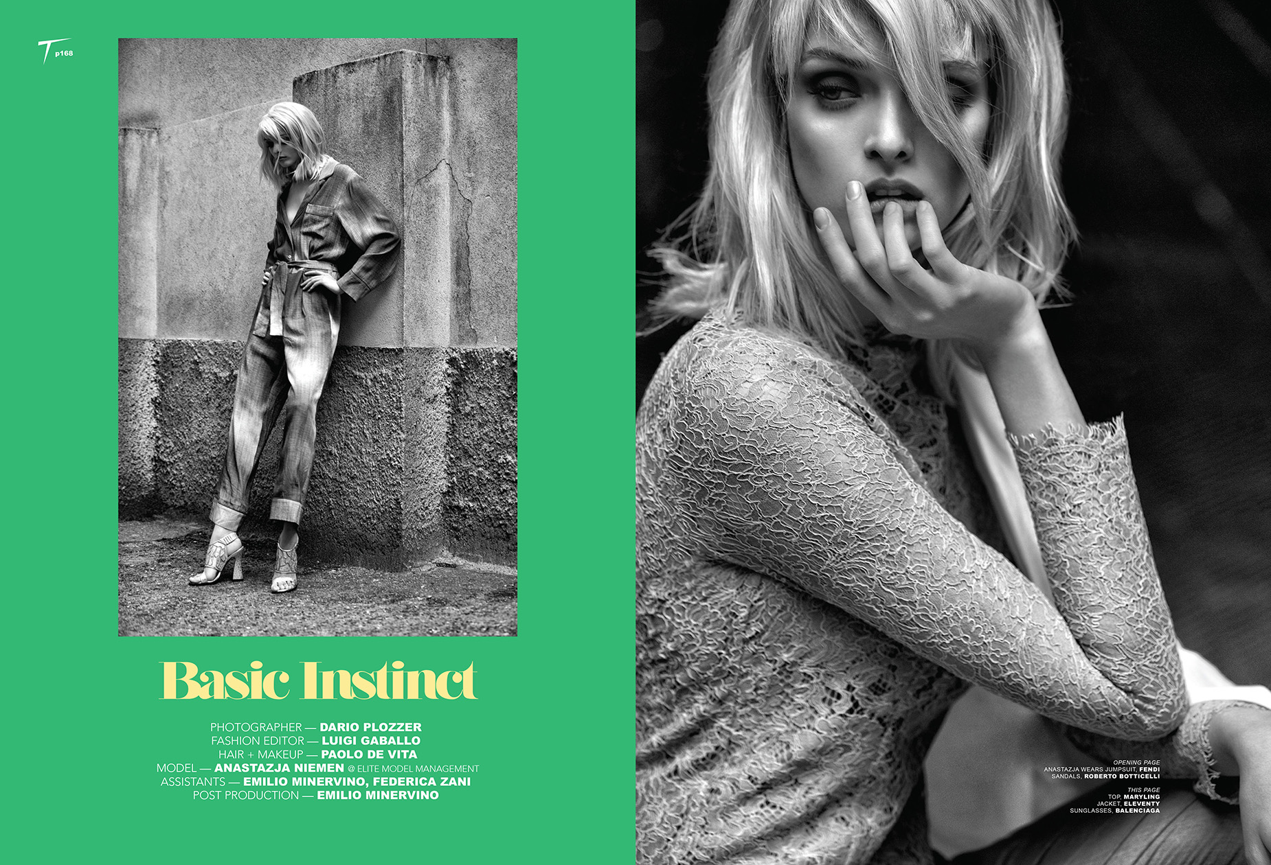 Tirade Magazine – Basic Instinct