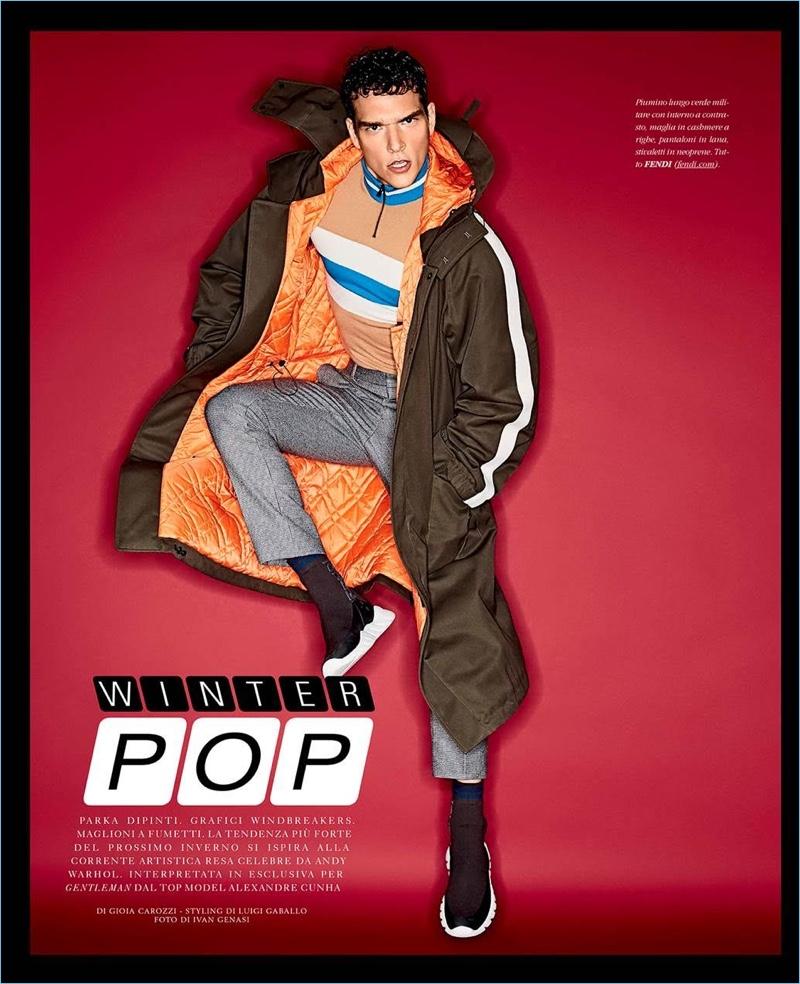 Gentleman Magazine Italia – Winter Pop