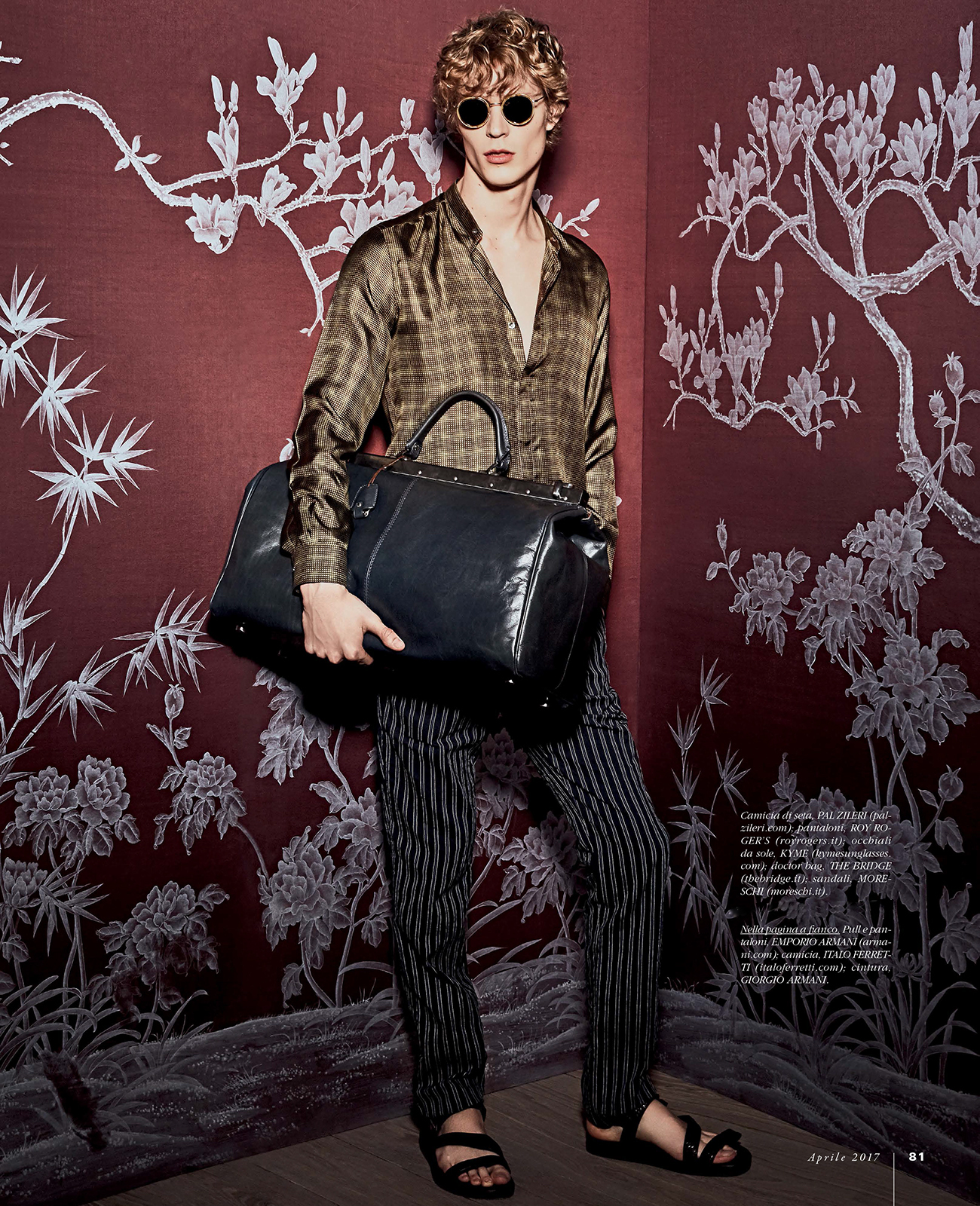 Gentleman Magazine Italia – Lord of Prints