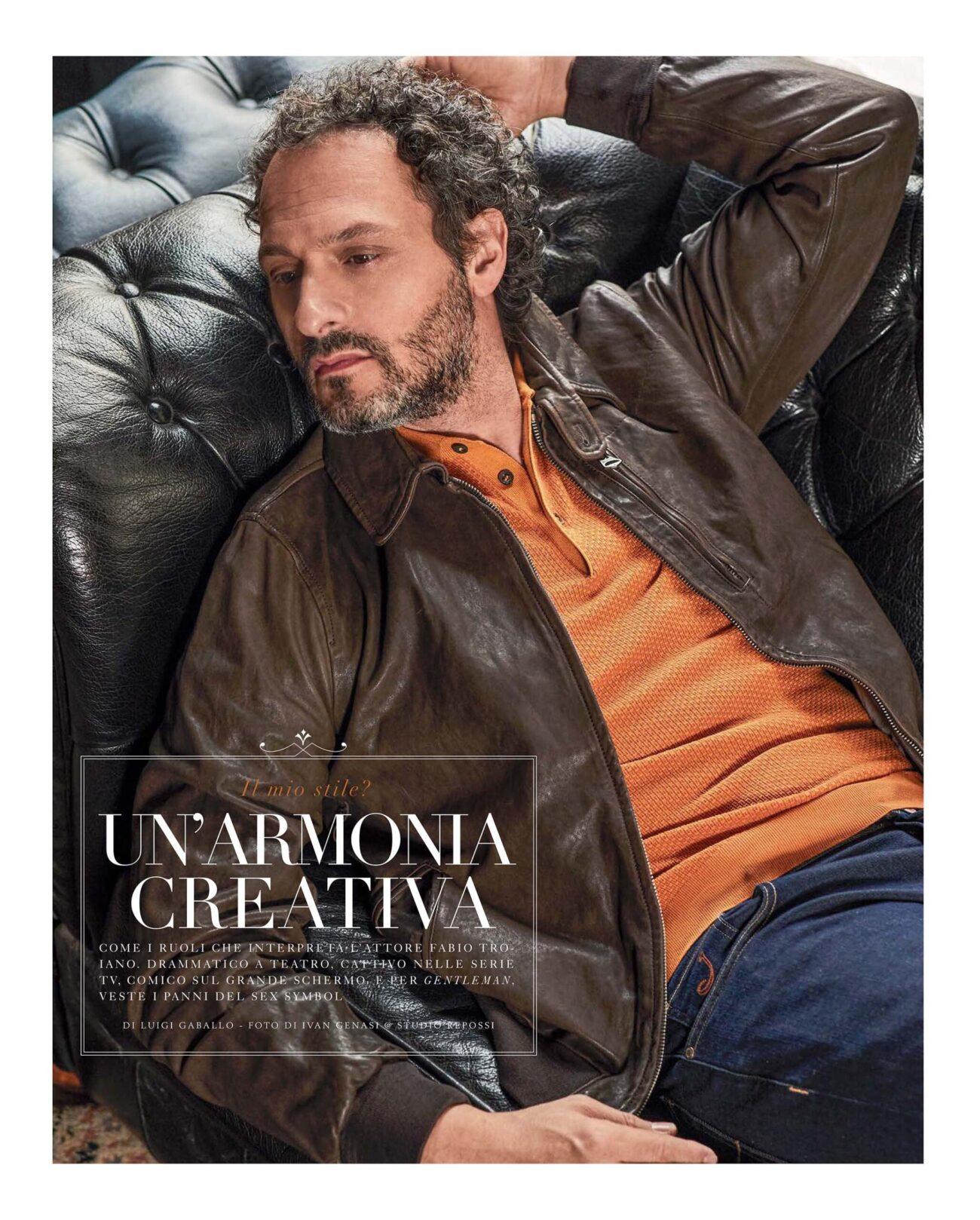 Gentleman Magazine Italia – Un'armonia Creativa