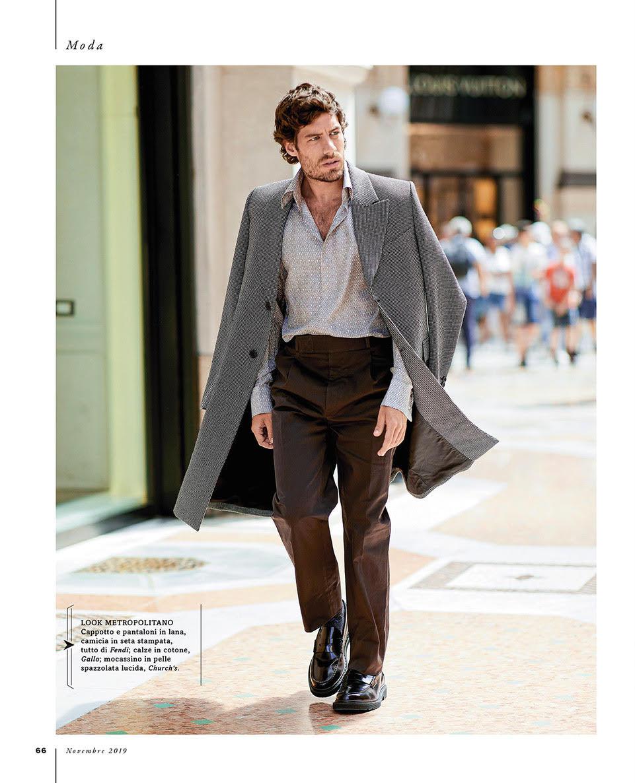 Gentleman Magazine Italia – Eleganza sopra le righe