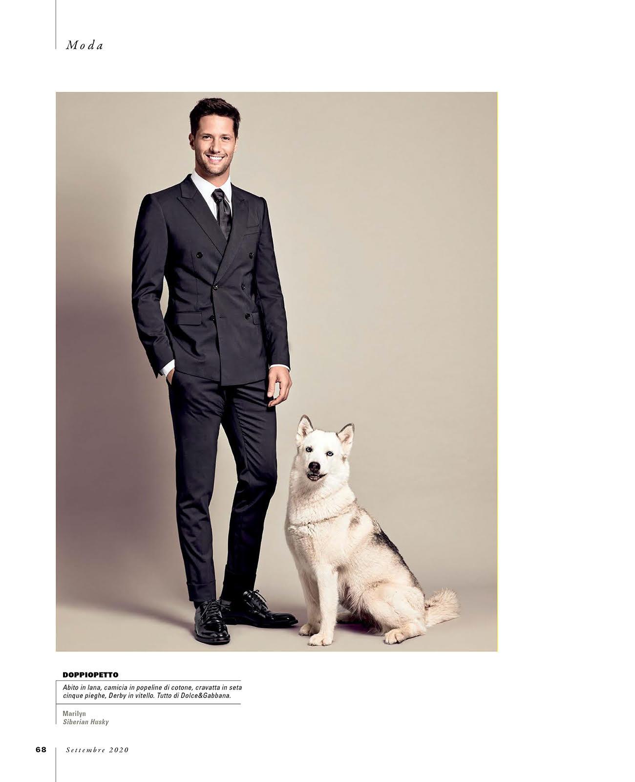 Gentleman Magazine Italia – Man's Best Friend