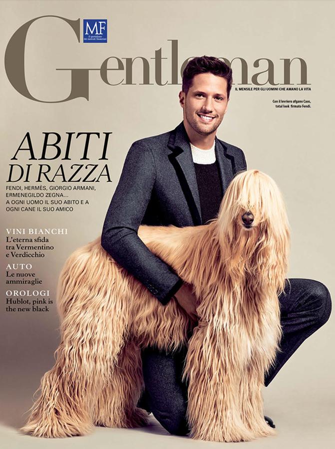 Gentleman Magazine Italia- Man's Best Friend