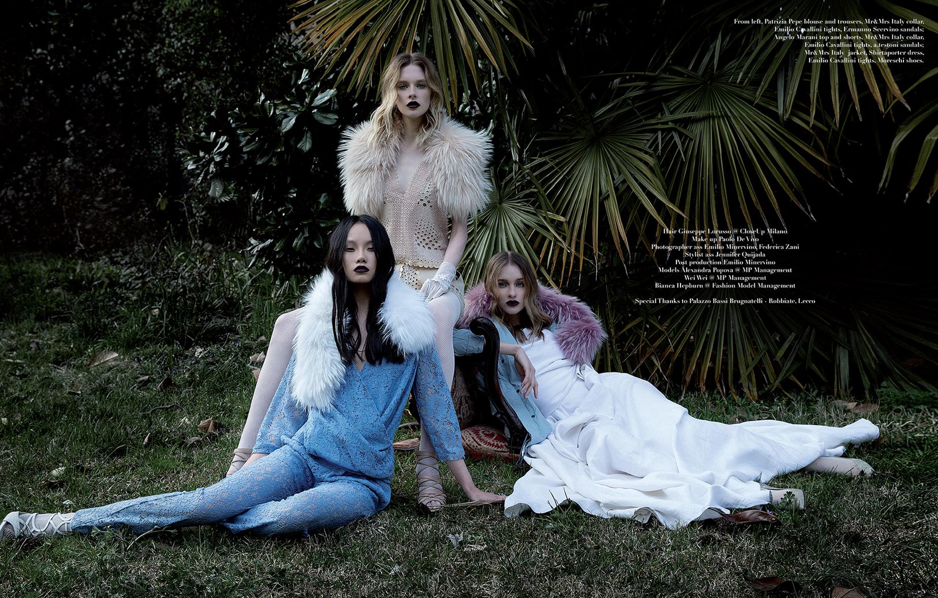 Book Moda – Rich Girls