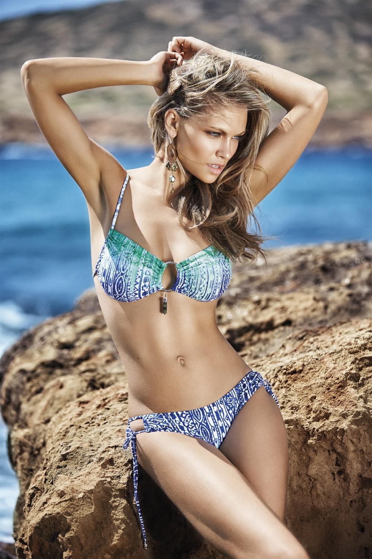 Mila Sant beachwear – adv campaign