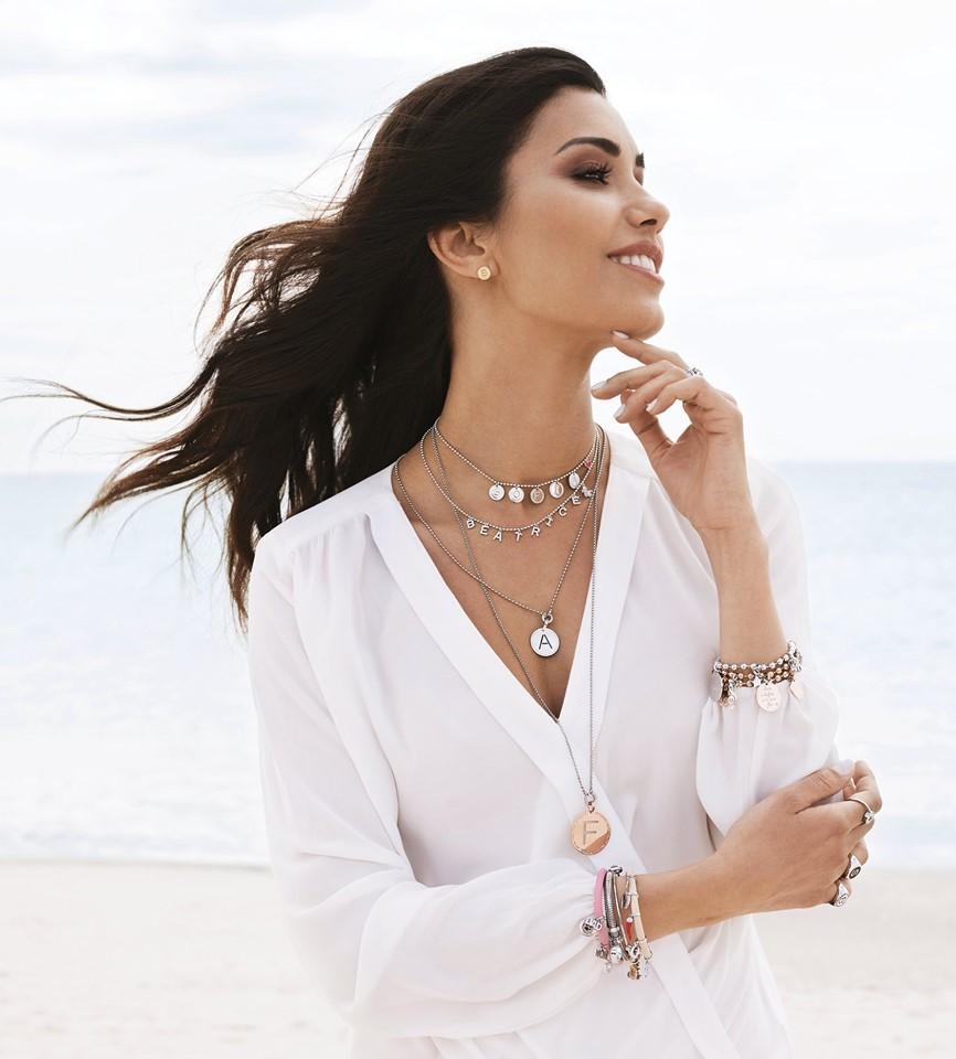 Federica Nargi for Rebecca Gioielli – adv campaign