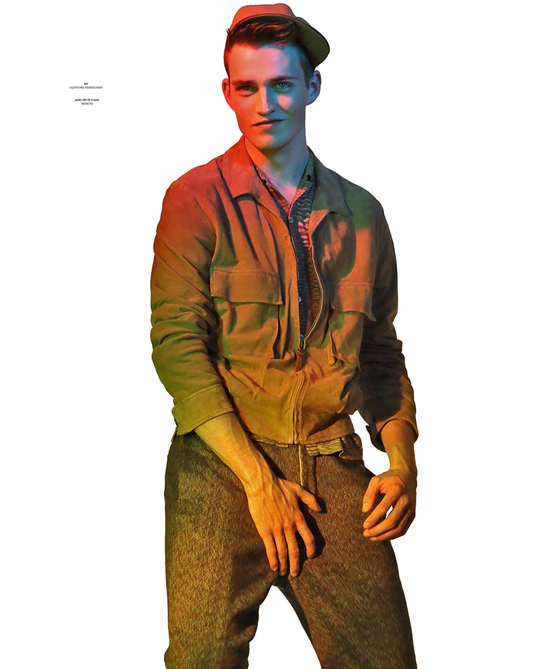 Caleo Magazine – En Couleur