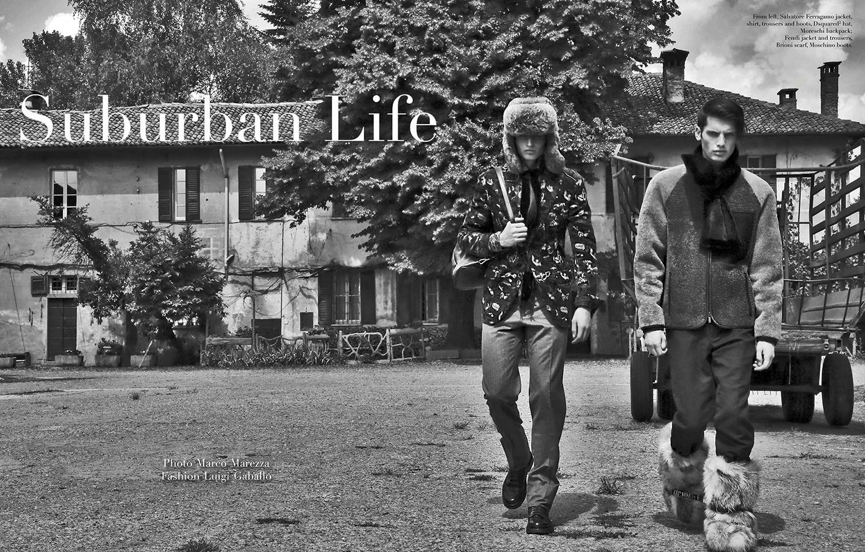 Book Moda – Suburban Life