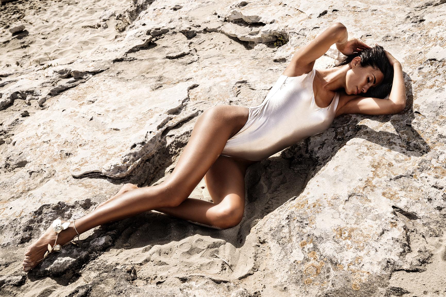 Federica Nargi for I'M BIKINI – adv campaign